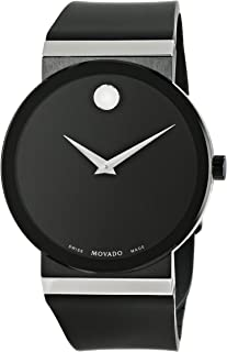 movado men's sapphire synergy watch