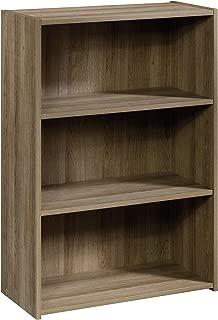 Sauder Beginnings 3-Shelf Bookcase, L: 24.57