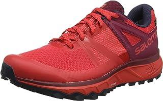 Zapatillas SALOMON en color rojo baratas en 2021