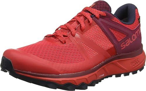 SALOMON Trailster Trailster GTX, Chaussures de Trail Femme  excellent prix