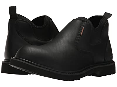 Carhartt Waterproof Oxford Romeo (Black Oil Tanned Leather) Men