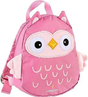 Owl Toddler - Mochila, diseño de búho, talla única