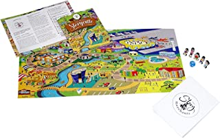 EXPLORING STORYVILLE - STORY BOX BOARD GAME