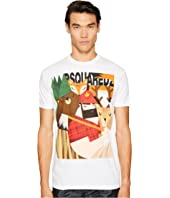 DSQUARED2 - Mountain Man T-Shirt
