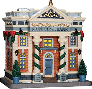 Lemax Village Collection Municipal Bank #65082