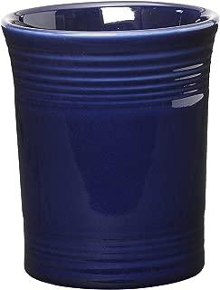Fiesta 6-5/8-Inch Utensil Crock, Cobalt