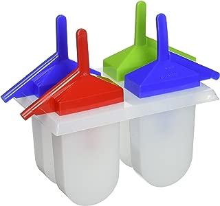Arrow Home Products 16625 Sip-A-Pop 4 Ice Pop Mold