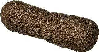 Lion Brand NOM338671 Fishermen's Wool Yarn, Nature's Brown