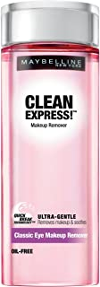 Maybelline New York Clean Express Classic Eye Makeup Remover, 4 Fluid Ounce