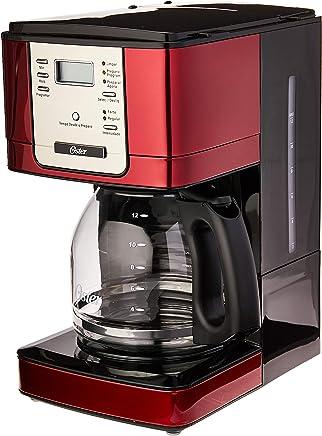 Cafeteira Flavor Programável 127 V, Oster BVSTDC4401RD-017, Vermelho