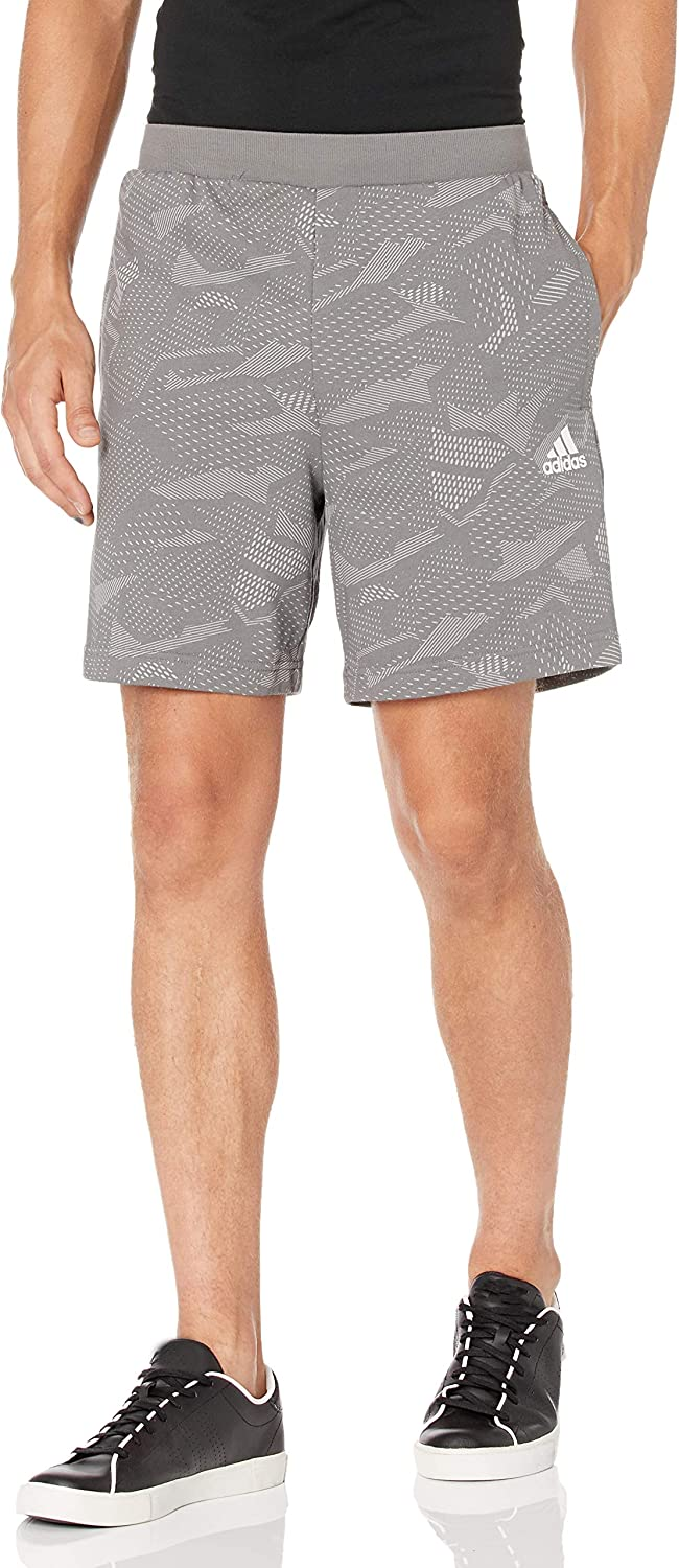 adidas Men's Excellence Essentials All Shorts Print Over Sale price