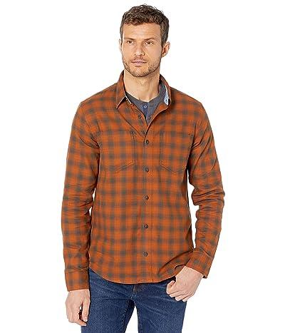 Toad&Co Flannagan Long Sleeve Shirt (Sorrel) Men