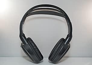 Ford Freestyle Wireless DVD Headphones (Black, 1 Headset)