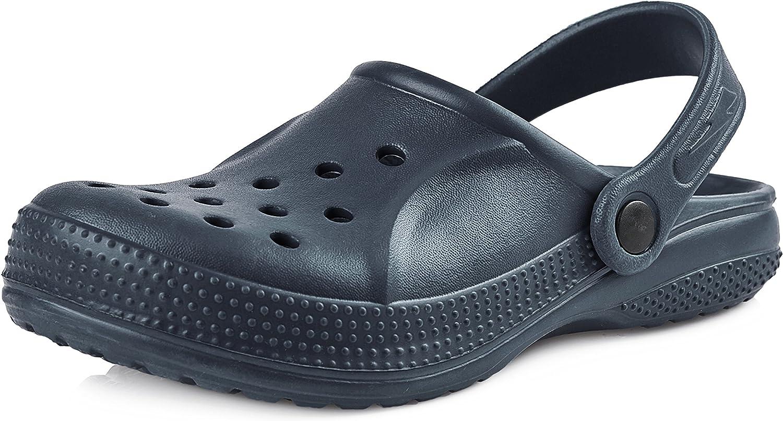 Ladeheid EVA Zuecos Clog Zapatos Unisexo Ni/ños KL055