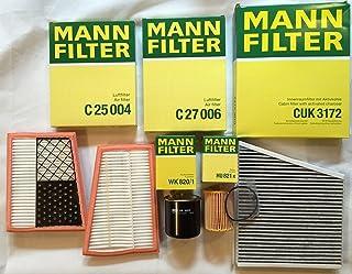 MANN FILTER FILTER SET INSEPKTIONSSET W211 280 CDI 320 CDI S211