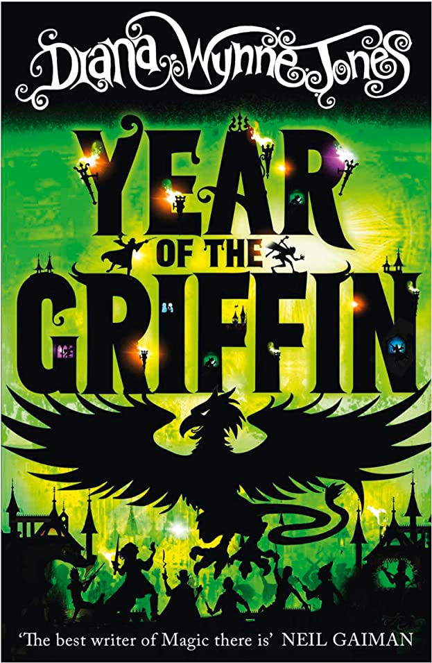 骨の折れる称賛Year of the Griffin (English Edition)
