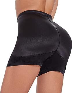 Queenral Butt Lifter Slimming Briefs Hip Padded Panties for Women
