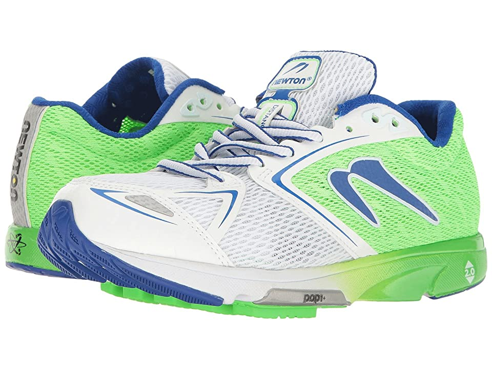 Newton Running Distance VI (Mint/Navy) Women