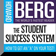 The Student Success System: How to Get an 'A' on Your Test!