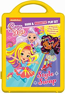 Nickelodeon Sunny Day: Style Swap (Magnetic Playset)