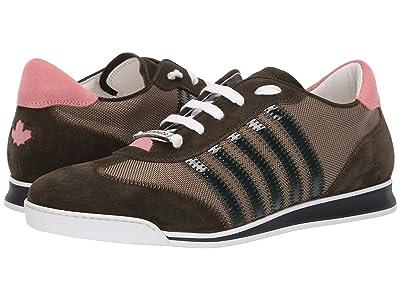 DSQUARED2 New Runner Sneaker (Military) Men