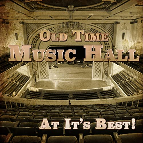 Image result for old music hall