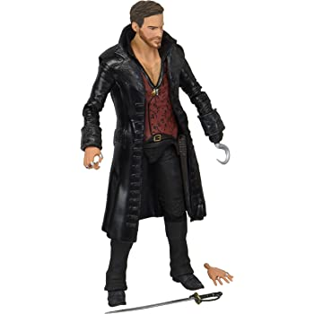Icon Heroes Once Upon a Time Blue Jacket Emma Swan Action Figure
