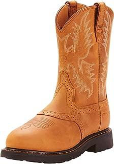 Ariat Men's Sierra Saddle Steel Toe Work Boot