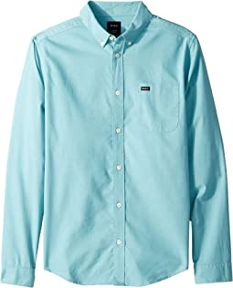 ad96a5969 Captain fin rochester long sleeve woven top | Shipped Free at Zappos