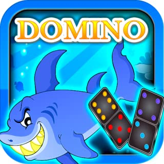 Deep Shark Dominoes Total Hungry Hunt for Domination Free Dominoes for Kindle HD Offline Dominos Free Games Free Casino Games Best Dominos Games