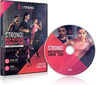 Strong: High-Intensity Cardio & Tone Workout [Edizione: Regno Unito] [Italia] [DVD]