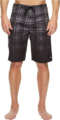 O'Neill Santa Cruz Plaid Boardshorts