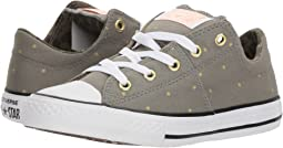 Converse Kids Chuck Taylor All Star Madison Ox (Little Kids/Big Kids)
