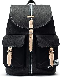 هيرشيل حقيبة ظهر كاجوال يومية للجنسين، اسود، 10233-02444-OS
