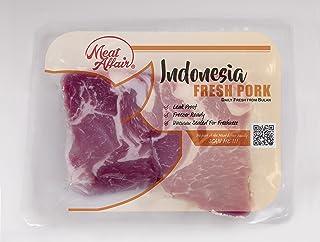 Meat Affair Indonesia Pork Loin Shoulder Butt, Pork Collar, 500 g- Chilled