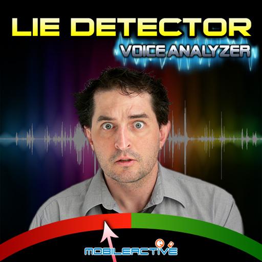 Lie Detector Voice Analyser