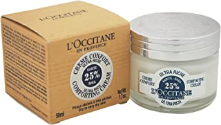Loccitane Shea Butter Ultra Rich Comforting Cream for Unisex, 1.7 oz, 51 milliliters