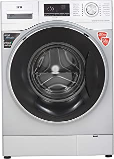 IFB 8kg 5 Star Fully-Automatic Front Loading Washing Machine (Senator WXS, Silver, Inbuilt Heater, Aqua Energie water soft...
