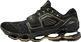 be1d7485d1 Mizuno Men Wave Tenjin 4 Neutral Running Shoe Running Shoes Black - Dark  Grey 8