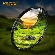 YSDIGI 46mm UV Filter, UV Protection Lens Filter with Lens Cloth, Multi-Coated Ultraviolet UV, High Definition Schott B270 Glass, Nano Coatings, Ultra-Slim, HD UV Filter for Outdoor Photography.