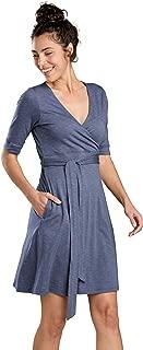 Cue Wrap Cafe Dress - Women's