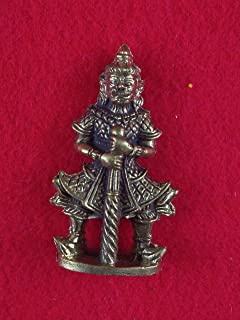 Thai Amulet lp Thai Amulet Lucky Thai Amulet Bring Luck Lord Thao Wessuwan Sales