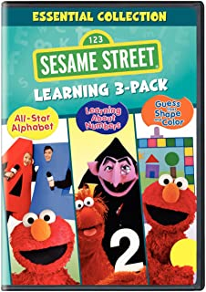 Sesame Street: Essentials Collection - Learning