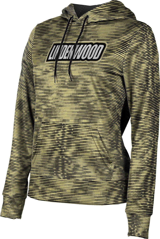 ProSphere Lindenwood University Girls' Pullover Hoodie, School Spirit Sweatshirt (Velocity)