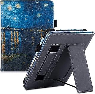 BOZHUORUI Stand Case for All-New Kindle (10th Gen, 2019 Release) / Kindle (8th Gen, 2016 Release) - PU Leather Protective ...