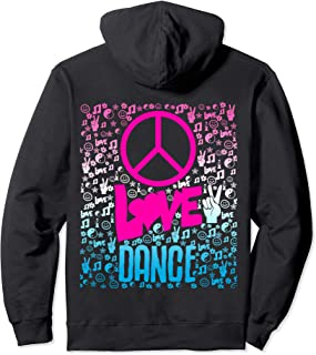 peace love and dance