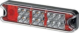 HELLA 2VA 357 021 001 Heckleuchte   Valuefit   LED   12/24V   rechts/links