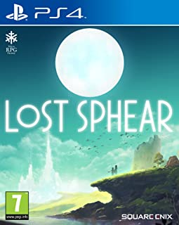 Lost Sphear by SQUARE ENIX for Playstation 4