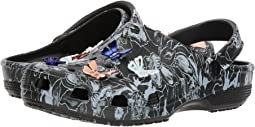Classic Botanical Butterfly Clog