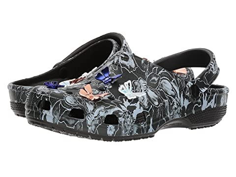 Crocs Classic Botanical Butterfly Clog